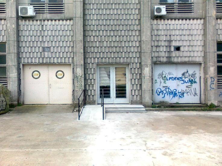 Facultad de Ingeniería | Montevideo.uy  Alternativa de acceso Sur  Estado: Construido.   Fecha: 2012-05-06