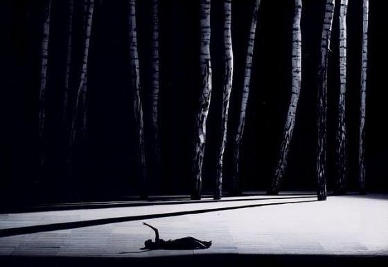 """""""Oniegin"""" (2002), fot. z archiwum Teatru Wielkiego Opery Narodowej"""