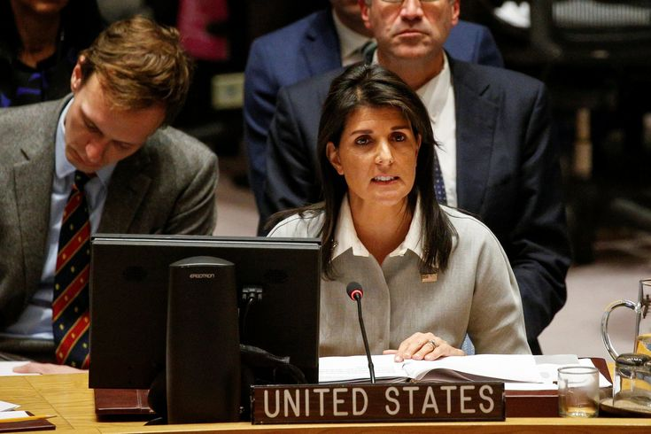 Nikki Haley Says Women Who Accuse Trump of Misconduct Should Be Heard