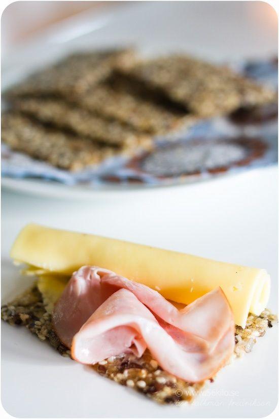 Fröknäcke @ 56kilo – LCHF Recept, inspiration, mode och matglädje!
