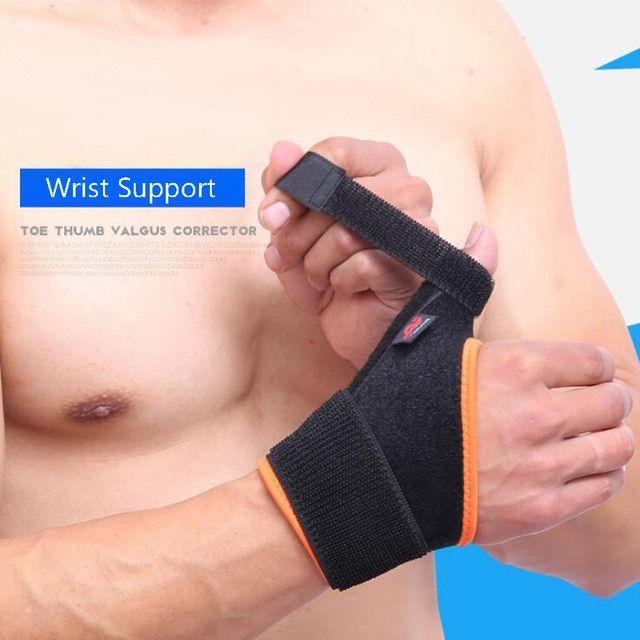 1 Pcs Professional Elastic Bandage Wrist Support Sports Safety
