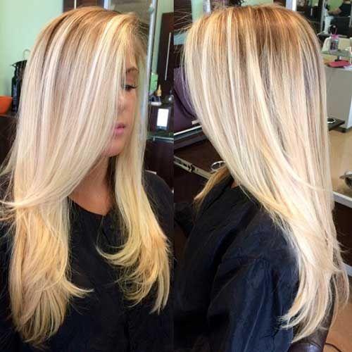 Katlı Saç Modeli
