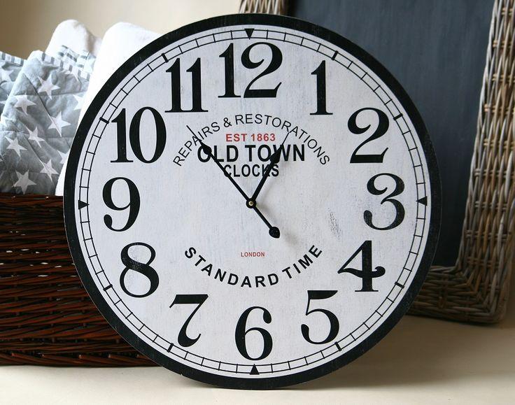 Zegar ścienny Old Town