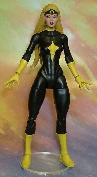 Darkstar (Marvel Legends) Custom Action Figure | Custom