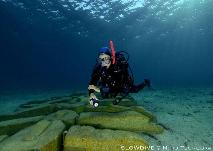 MumArt di Golfo Aranci, primo museo di arte contemporanea subacqueo. Foto di MihoTsuruoka