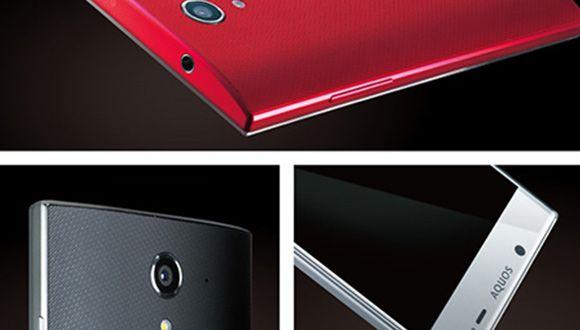 Sharp Çerçevesiz Akıllı Telefonunu Tanıttı