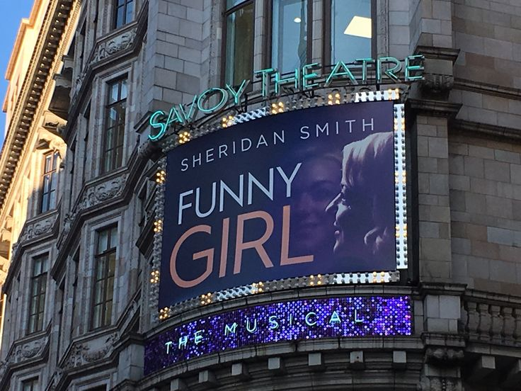 Funny Girl - Savoy Theatre