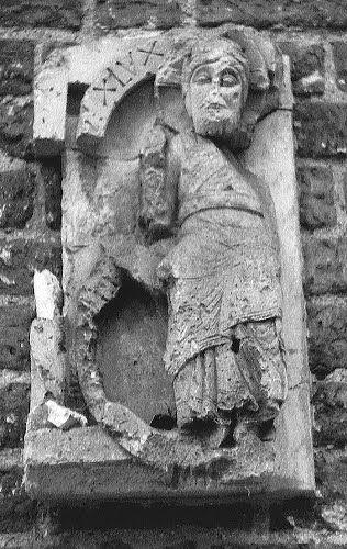 Maiestas Domini, Tum pod Łęczyca, ok. 1161.