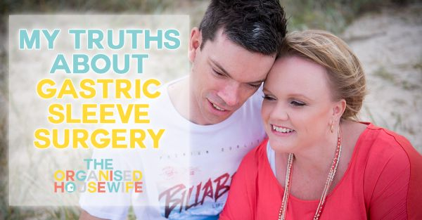 My Truths About Gastric Sleeve Surgery and how it has changed my life.