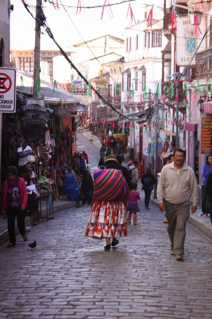La Paz, Bolivia | Bolivia | Bolivia, Street view, La paz
