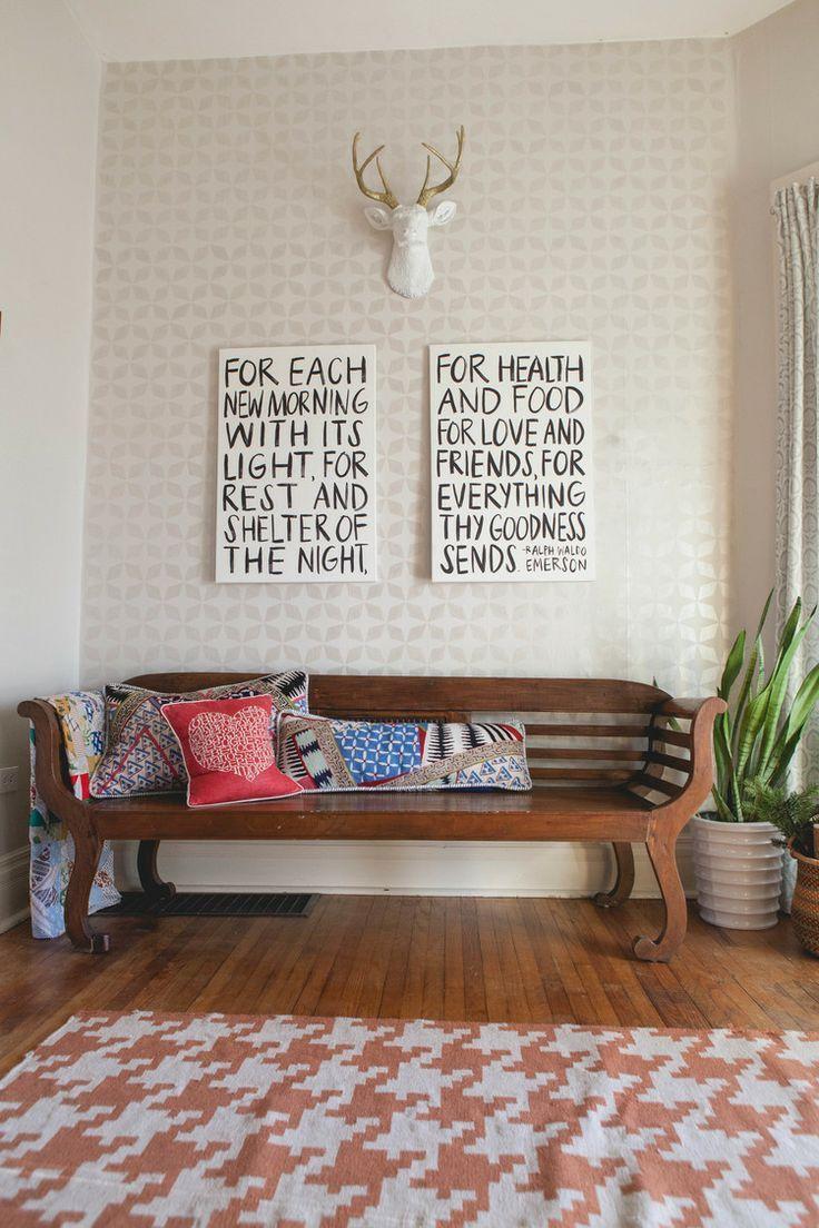Cuadros con frases para la pared susi pinterest frases - Cuadros para pared ...