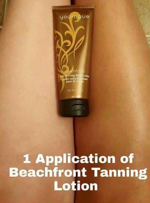 Amazing results with Youniques self tanning lotion #hurryupmailman www.youniqueproducts.com/AshleySingleton