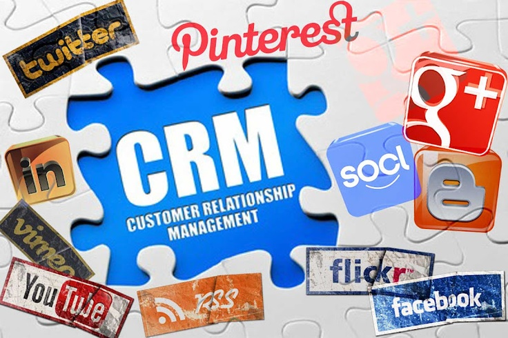 Social networks are part of the enterprise CRM