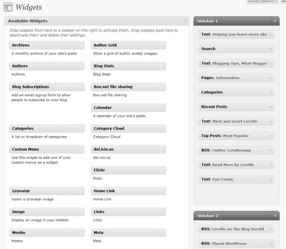 How to Remove Default WordPress Widgets    By default WordPress comes with a number of different in-built widgets which allow you to easily add additional functionality to your WordPress theme.    But if you have a custom made theme then most likely you will not be using any of these default WordPress widgets. If your not going to be using the widget then it would be good to remove these completely from the widget dashboard.    To remove these widgets just use the following function.