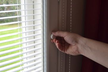 Integrated blinds - Safety & Convenience  window blinds