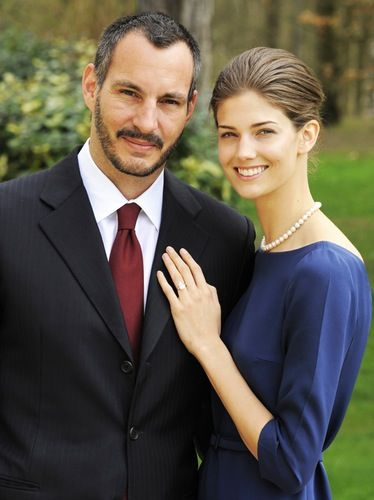 It's a Boy!: Prince Rahim Aga Khan, 43, and Supermodel Kendra Spears, 26, Welcome a Royal Baby