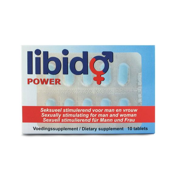Libido Power is the nr 1 natural potency pill that not only provides a man with a strong erection, but also provides a hornier and more intense feeling with both men and women.Libido Power makes you free and horny, which will make you less inhibited in expressing your feelings, and will make you g