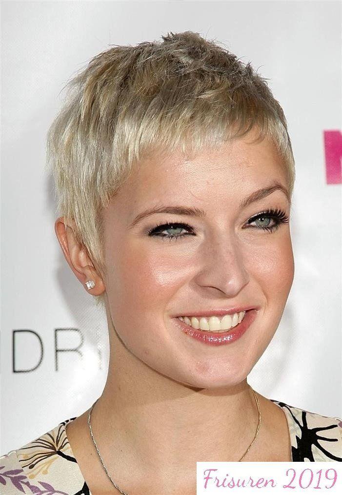 26 Beste Kurzhaarschnitte Für Langes Gesicht Frauen Frisuren