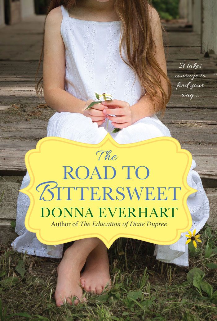 Cover Reveal for Donna Everhart's 'The Road to Bittersweet'