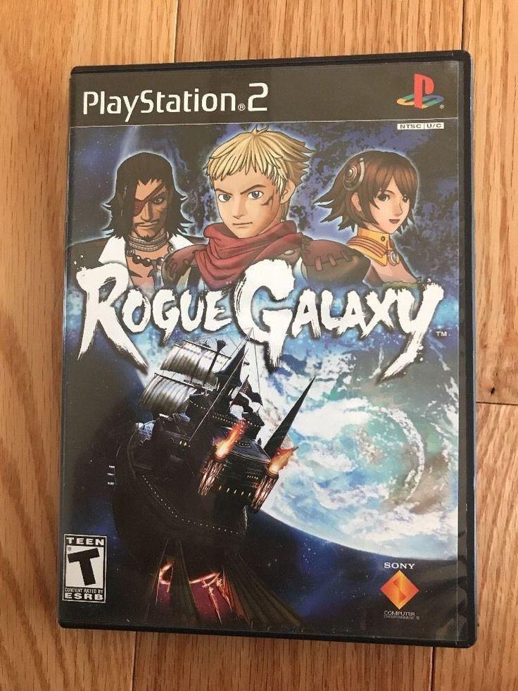 Rogue Galaxy (Sony PlayStation 2, 2007)CIB And Scratch Free 711719642398 | eBay