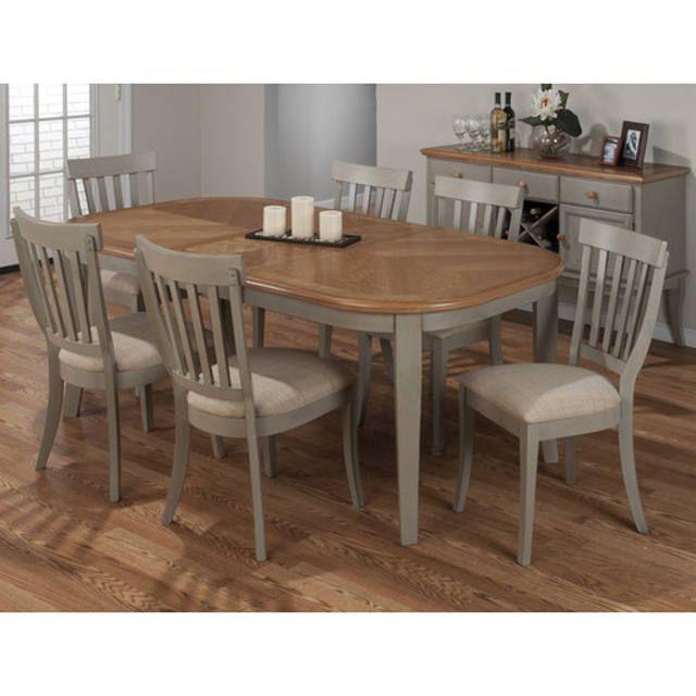 Grey Dining Room Set