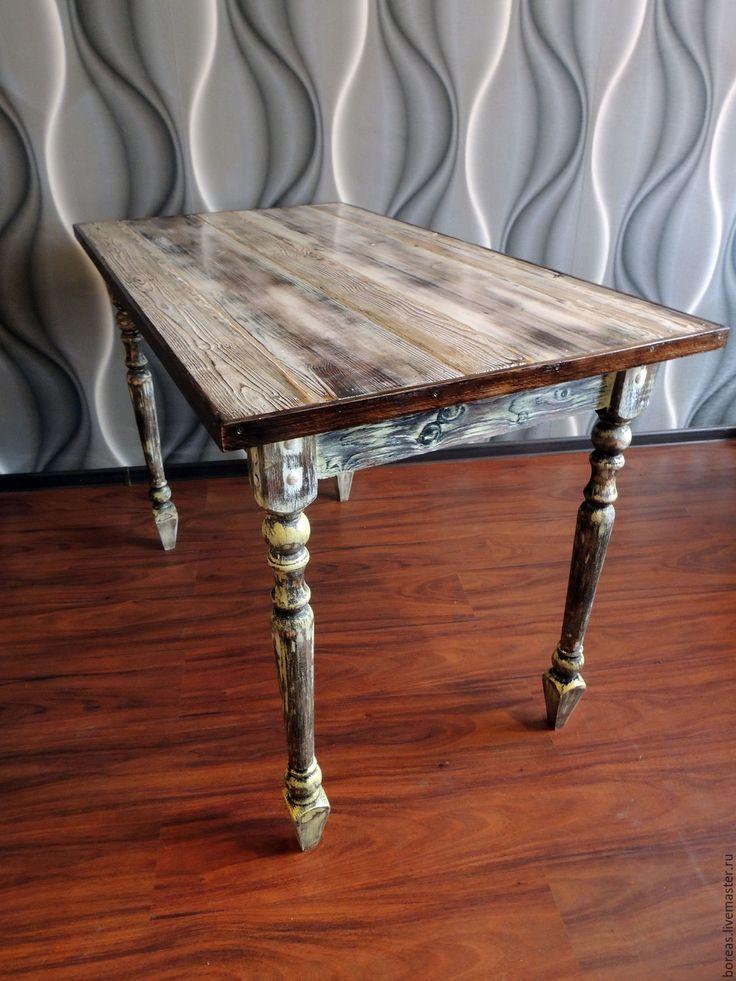 Купить Стол обеденный из дерева - стол, стол из дерева, стол деревянный, стол ручной работы