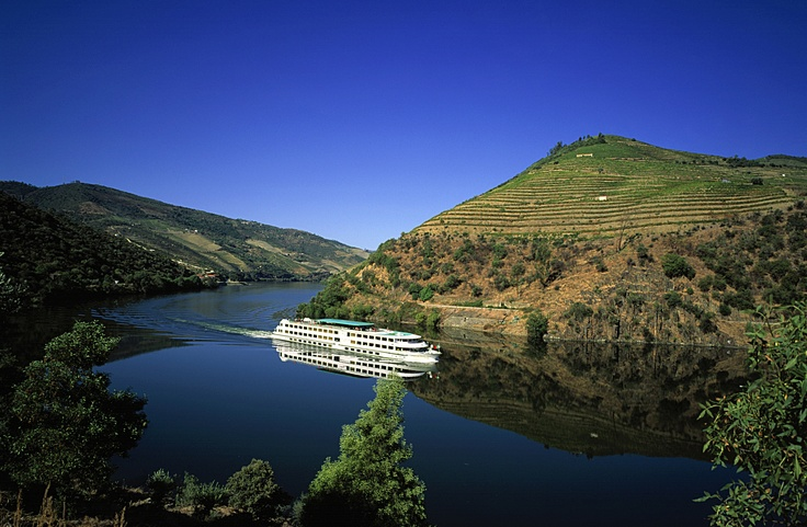 PORTUGAL - The little known Douro River is an incredible way to discover the best of Portugal, CroisiEurope River Cruises could take you to the land of port and wine. www.croisieurope.com