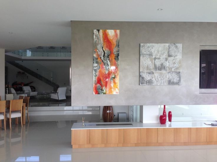 101 best Interior Design Artworks - Abstract Art Ideas images on ...