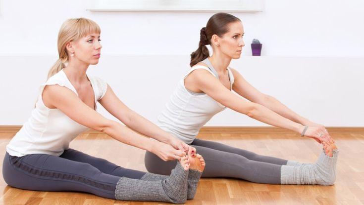 Pilates - Ćwiczenia Pilates - Wyjściowe pozycje w ćwiczeniach pilates - Stylnazdrowie.pl