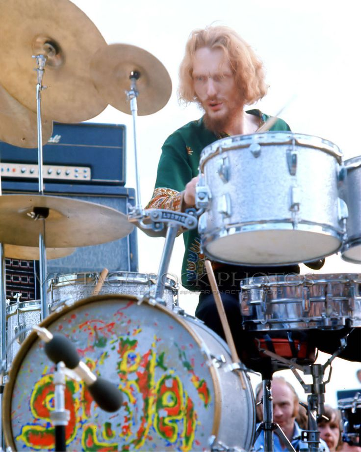 Ginger Baker Air Force '70