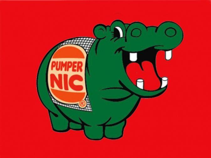 Pumper sponsoreado por Oggi Junco.