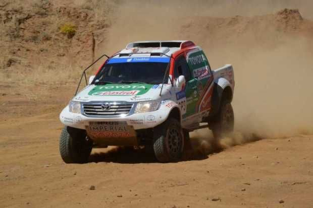 Vryburg 400 sees leaders tighten grip on championship.