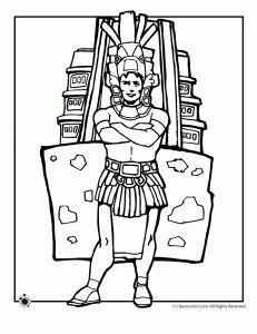 mexican independence histor 231x300 Mexican Independence Day Coloring Pages