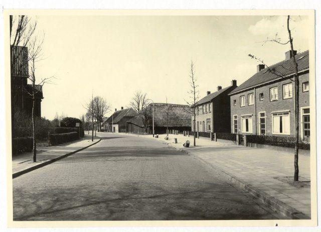 Breda - Overakkerstraat - 1955
