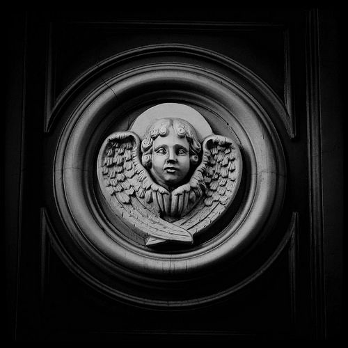 «Ангел» (Angel. High relief)
