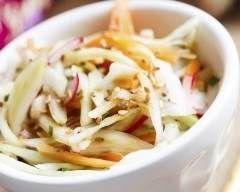 Salade chinoise (facile, rapide) - Une recette CuisineAZ