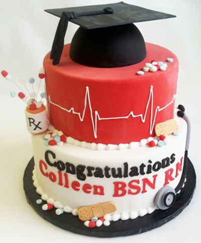 C4240 Nursing School Graduation