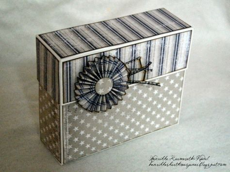 StampARTic: Tutorial: Stationary Box