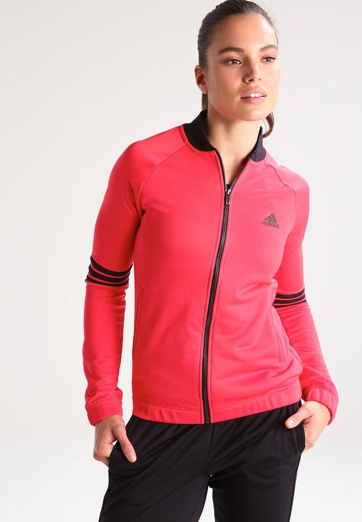 adidas Performance COSY - Chándal - core pink/black - Zalando.es