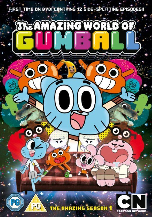 The Amazing World of Gumball (2011) Gumball, Dessin