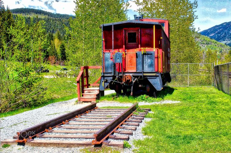 The Last Spike - The Last Spike signifies the completion of Canadian Pacific Railway in 1885.