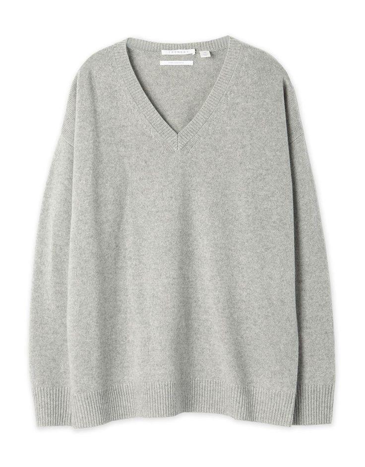 Cashmere V-Neck Knit | Woolworths.co.za