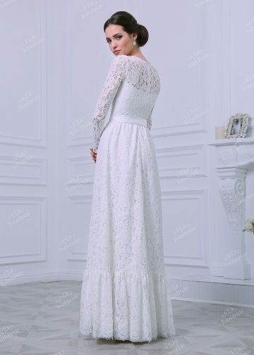 RB008Свадебное платье с рукавом, свадебное платье с открытой спиной