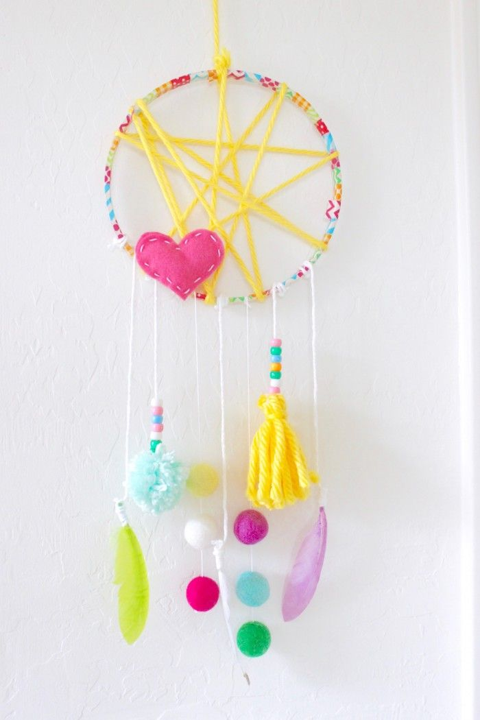 40 Best Spring Images On Pinterest Crafts For Kids Dream Catchers Best Making Dream Catchers With Kids