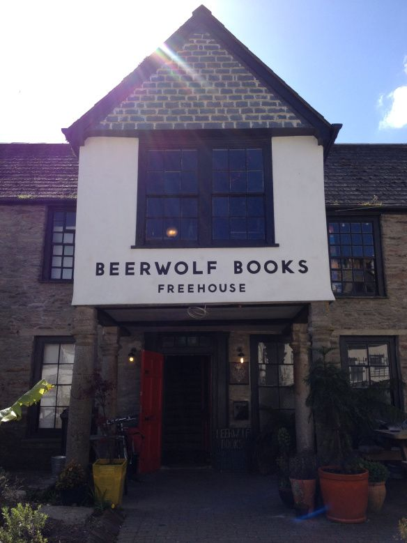 beerwolf books, falmouth