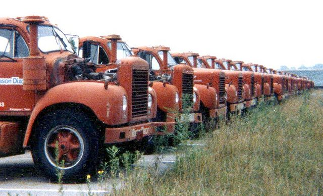 328 best mack trucks images on pinterest