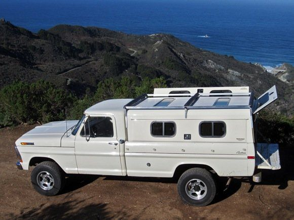It S A Quot Tradesman Quot Top But It Could Be One Cool Camper