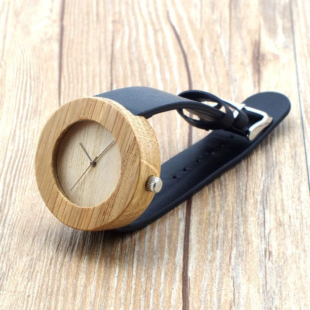 Wrist Watches – Womens Wood Watch - Made In New York City – a unique product by TIETLE on DaWanda