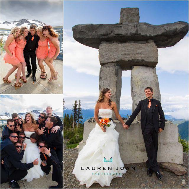 Whistler Wedding Lauren Joan Photography - Vancouver BC based photographer: Wedding