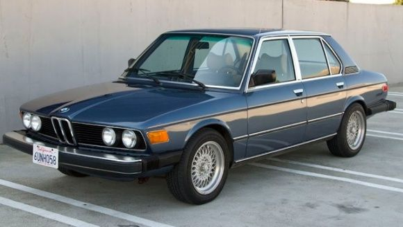 BaT Exclusive: Clean 1980 BMW E12 528i